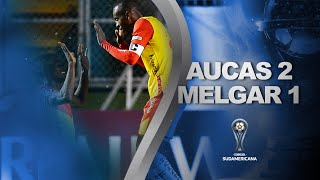 Aucas vs. Melgar [2-1] | RESUMEN | Fecha 4 | CONMEBOL Sudamericana 2021