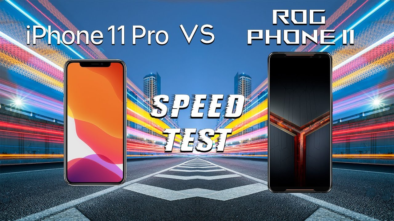Photo of iPhone 11 Pro vs Asus Rog Phone 2 SPEED TEST – شركة ابل