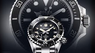 Is The Seiko Prospex LX a Rolex Submariner Killer?