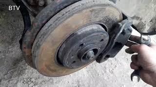 Регулировка схождения колес самостоятельно