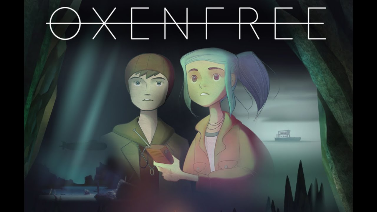 OXENFREE: LAUNCH TRAILER - YouTube