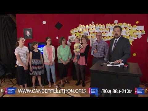 2017 American Cancer Society Telethon Sunday