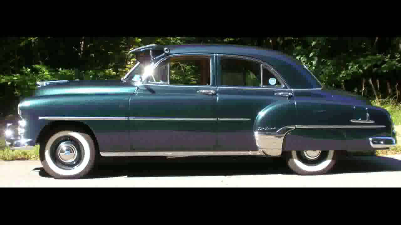 For sale 1952 chevrolet styleline deluxe in wayne nj 07470 for 1952 chevy deluxe 2 door for sale