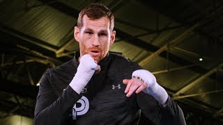 David Price READY TO KO Dereck Chisora | Matchroom Boxing workout