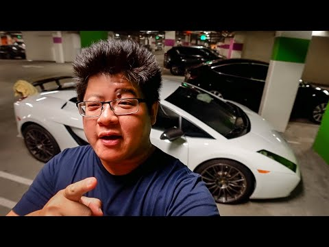 I Visited My Friend's Supercar Garage..Now I Want to Leave Los Angeles