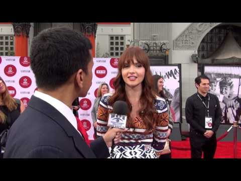 On the Red Carpet with Valerie Azlynn