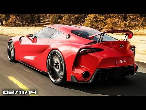 Top Speed For 2015 Corvette - Toyota FT-1 Supra, S60 & V60 Polestar, Police Veyron, 2015 Subaru Legacy, & Doing It Wrong!