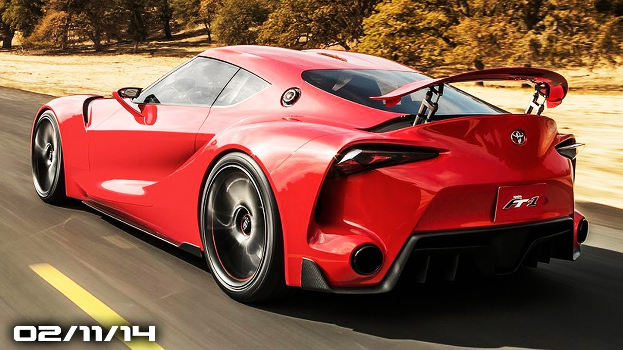 Toyota FT-1 Supra, S60 & V60 Polestar, Police Veyron, 2015 Subaru Legacy, & Doing It Wrong ...