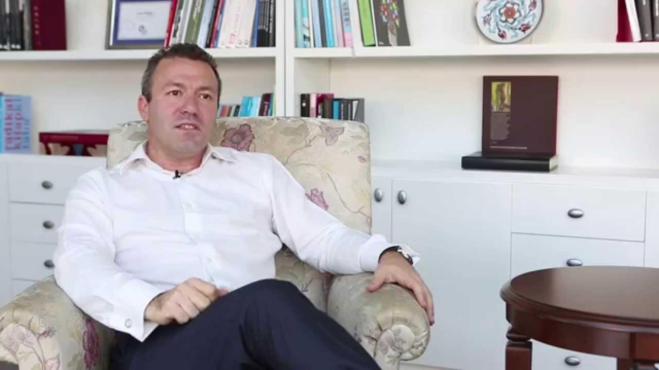 """TÜSİAD """"Ne Okusam? Ne Olsam?"""" Projesi - Dr. Murat Zeren (Elektrik Elektronik Mühendisi - Bilişim)"""