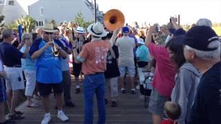 Bethany Beach Jazz Funeral 2015