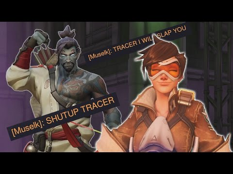 [Overwatch] The Worlds Most Annoying Tracer
