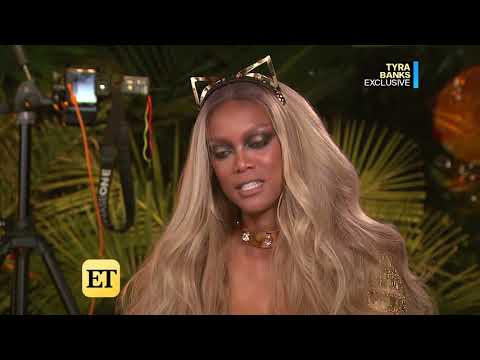 Tyra Banks Opens Up About Son York - 2017
