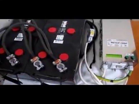 """Проект """"ЭНКдом"""". Автономная система электропитания дома. Часть 1."""