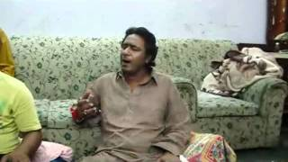 ASGHAR KHAN & SAQLAIN AKBAR  LATEST NOHA FOR ( 21 RAMZAN ) 2011 SIALKOT