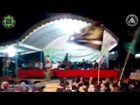 Jaljalut Trenggalek - Kun Anta(Gempleng Gandrung Sholawat)