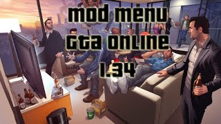 Installer Un Mods Menu GTA 5 (1.34) PC ONLINE