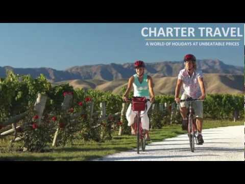 Charter Travel – Holidays to New Zealand