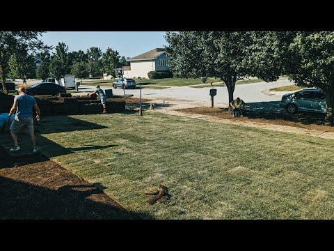 How to Sod/Resod A Lawn w/ Scotts® ProVista™ Kentucky Bluegrass Sod
