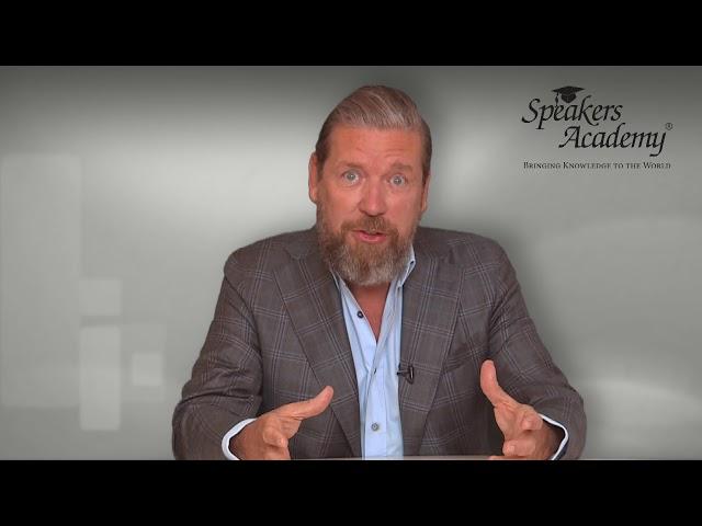 Businessclub lezing Henkjan Smits - Speakers Academy