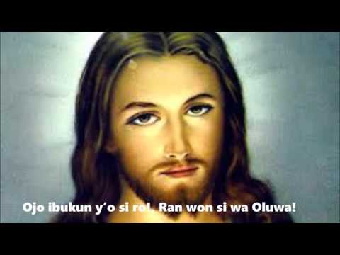 Ojo Ibukun Yo Si Ro (there shall be showers of blessing) with Lyrics