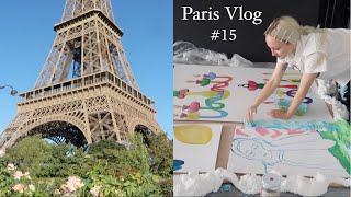 Day in my life as an Art student in Paris, France
