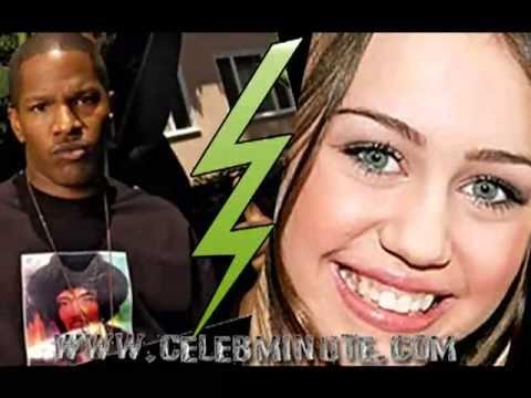 Jamie Foxx Calls Miley Cyrus A