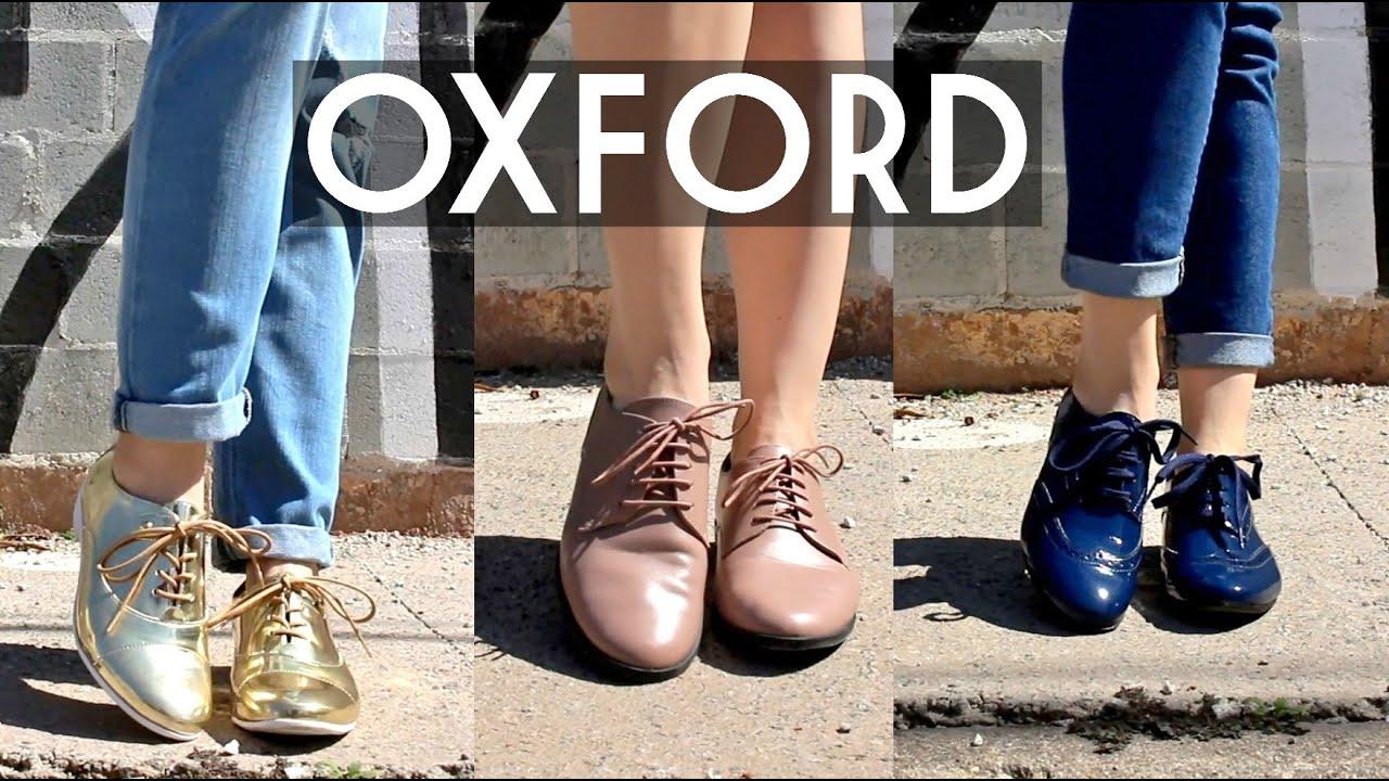 8d81e6fac9 Como usar Sapato Oxford | Sapato Metalizado - YouTube