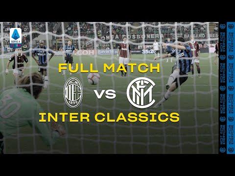 INTER CLASSICS | FULL MATCH | AC MILAN Vs INTER | 2009/10 SERIE A TIM - MATCHDAY 02 ⚫🔵🇮🇹