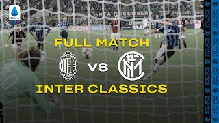 INTER CLASSICS | FULL MATCH | AC MILAN vs INTER | 2009/10 SERIE A TIM - MATCHDAY 02 ⚫🔵🇮🇹