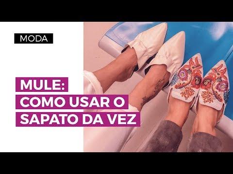 Mule: como usar o sapato da vez | Camila Gaio