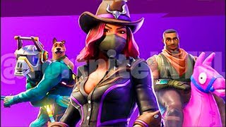 **FILTRATE** PETS UND SKINS! FORTNITE SEASON 6: Battle Royale