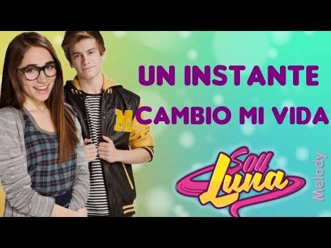 Mitad Y Mitad - Soy Luna (Gaston Y Nina) Letra