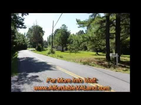 Land for Sale Hanover County, Affordable Land