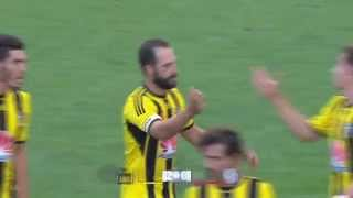 Video Gol Pertandingan Wellington Phoenix vs Adelaide United FC