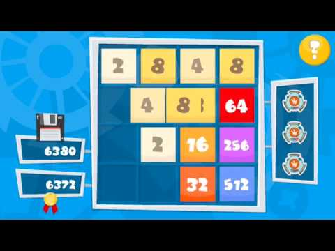 Фиксиклуб: 2048 - игры с фиксиками!