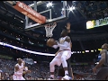 Paul Millsap Beautiful Up-and-Under Reverse Lay-Up | 02.04.17