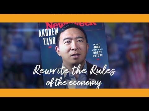 Andrew Yang - Headlines
