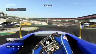 LIGA ONLINE F1 - #5 Treino - GP do Brasil - 09/01/2016