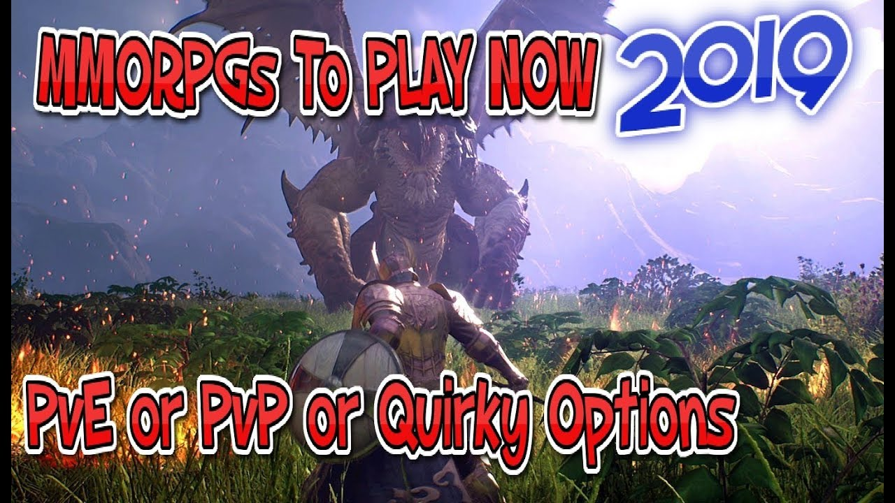 Best F2p Mmorpg 2020.Recommended Mmos 2019 Pve Pvp Quirky Mmorpg Options