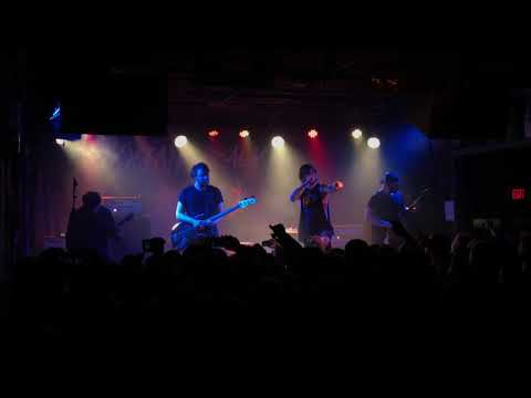 "Oceans Ate Alaska - Pickle Rick intro + ""Benzaiten"" live @ Chain Reaction 11/11/17"