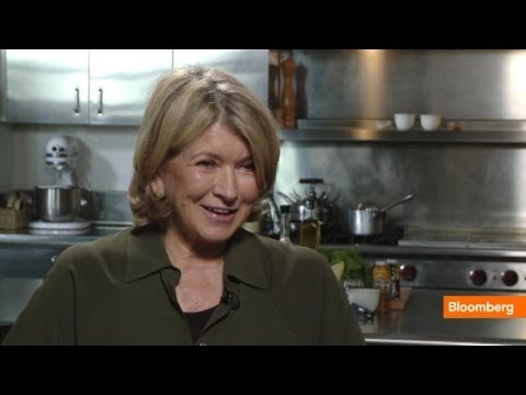 Martha Stewart on Gwyneth Paltrow: I Started This