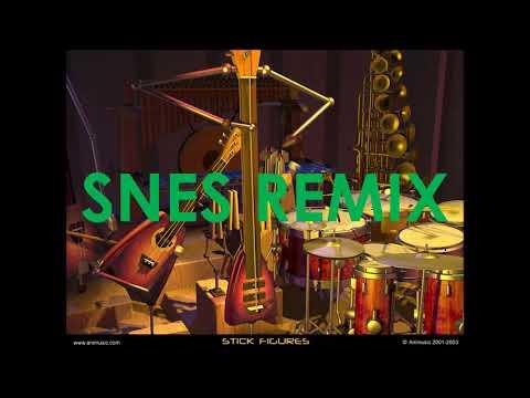 Wayne Lytle: Animusic - Stick Figures (SNES Remix) (Read whole desc. first)