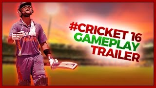 EA Sports Cricket 2016 Trailer / Gameplay - A Patch for Cricket07 PC Game [Download]