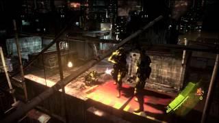 Resident Evil 6 Gameplay Demo - Chris