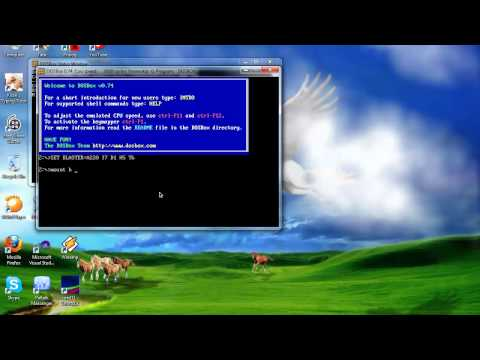 Run Turbo C Compiler In Windows 7 And Vista Using Dosbox
