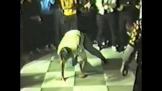 BREAK DANCE OLD SCHOOL WŁOCŁAWEK WCK 1986r