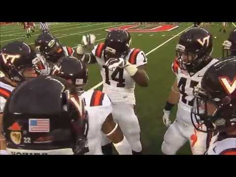 "Virginia Tech Football Pump Up 2016-2017 *Updated* ""Dreams"" HD VT Hokies"