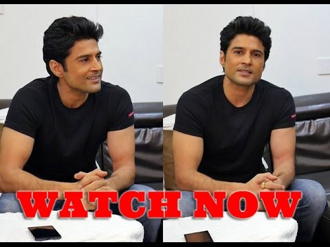 Rajeev Khandelwal On The Set Of Reporters Interview   EXCLUSIVE VIDEO