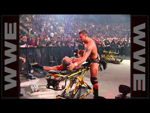 Rob Van Dam vs. Randy Orton - Stretcher Match: One Night Stand 2007