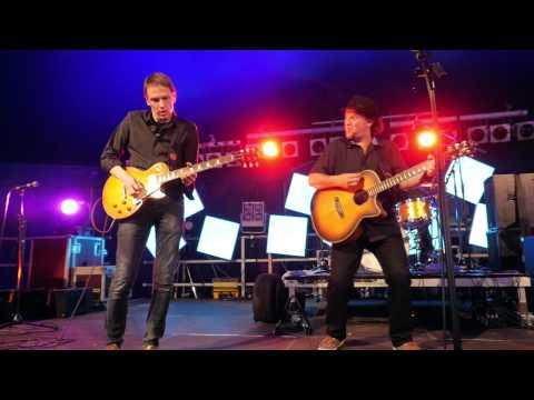 """Pat Fritz & Band """"The way to go"""" (Live) Aufzeichnung von der Breminale 2015"""